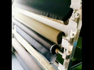 導電糸付き100%帯電防止ポリエステル生地
