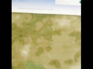 1000Dナイロンオックスフォード耐水迷彩PUコーティング布