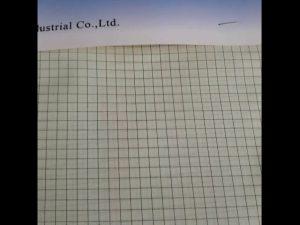 静電気防止用99%POLY + 1%CARBON導電性布ワークウェア一式布