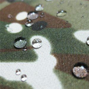 タフロン生地のテントまたは軍服をカモフラージュ印刷する