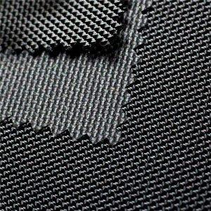 中国織物市場卸売中東染色撚りバリスティックナイロン1680D防水袋のための屋外ファブリック