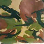 防水ripstopナイロンオックスフォードユニフォームミリタリーファブリックを印刷カモフラージュ