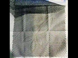 ポリエステル100%耐久性のある布メッシュ裏地メッシュ